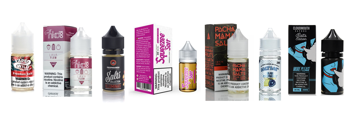 American Made E-Liquid and Always Free Shipping!