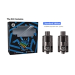 Two (2) FreeMaX GEMM G2 Replacement Tank/Coil Units