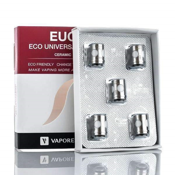 Five Vaporesso Euc Coils For Veco Tank Always Free Shipping