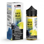 100ml of Juice Head Blueberry Lemon E-Liquid - Made in the USA!
